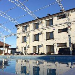 Отель Dikanka Бердянск бассейн