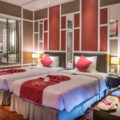 Royal Lotus Hotel Halong 4* Номер Делюкс с различными типами кроватей фото 5