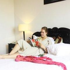 Отель Phu Thinh Boutique Resort & Spa 4* Улучшенный номер с различными типами кроватей