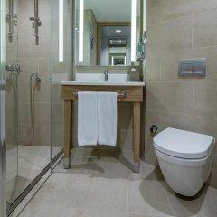 Отель Hampton by Hilton Istanbul Zeytinburnu 2* Стандартный номер с различными типами кроватей фото 13