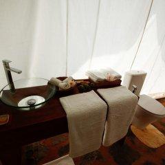 Отель The Naturalist Luxury Tents спа фото 2