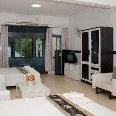 Отель Allstar Guesthouse 2* Стандартный семейный номер разные типы кроватей фото 5