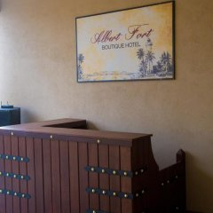Отель Albert Fort интерьер отеля