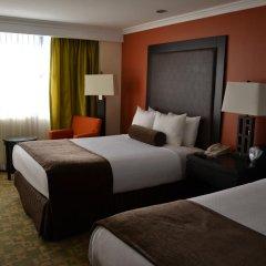 Отель Crowne Plaza San Jose Corobici 4* Стандартный номер с различными типами кроватей фото 2