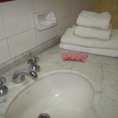 Hotel Torino Сан-Николас-де-лос-Арройос ванная