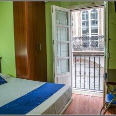 Отель Hostal Hotil балкон