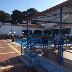 Отель Albufeira Jardim Португалия, Албуфейра - отзывы, цены и фото номеров - забронировать отель Albufeira Jardim онлайн бассейн