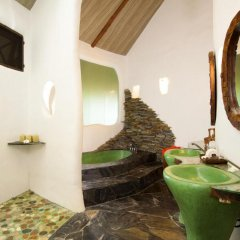 Отель Koh Tao Cabana Resort 4* Вилла Делюкс с различными типами кроватей фото 4