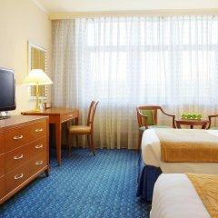 Гостиница Кортъярд Марриотт Москва Центр 4* Улучшенный номер с разными типами кроватей фото 2