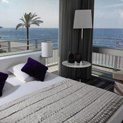 Отель Mercure Nice Promenade Des Anglais 4* Улучшенный номер с различными типами кроватей фото 6