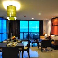 Royal Thai Pavilion Hotel 4* Номер Делюкс с различными типами кроватей фото 6