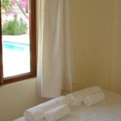 Апартаменты Deniz Apartment комната для гостей фото 5