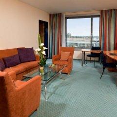 Maritim Hotel Frankfurt 4* Стандартный номер с различными типами кроватей фото 3