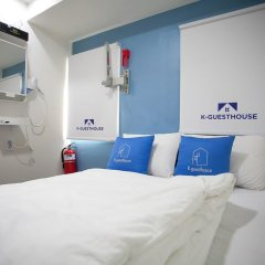 Отель K-GUESTHOUSE Insadong 2 2* Стандартный номер с двуспальной кроватью