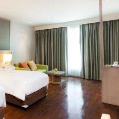 Signature Pattaya Hotel 4* Улучшенный номер с различными типами кроватей фото 6