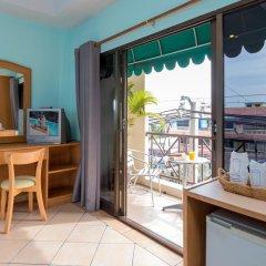Отель Seven Oak Inn 2* Улучшенный номер с различными типами кроватей фото 5