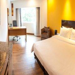 Village Hotel Changi 4* Стандартный номер с различными типами кроватей фото 2