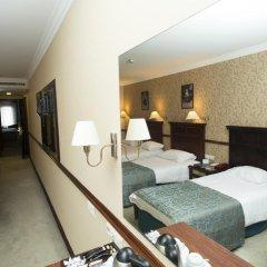 Topkapi Inter Istanbul Hotel 4* Стандартный номер с различными типами кроватей фото 16