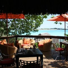Отель Sofitel Bora Bora Private Island питание