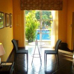 Отель Pictory Garden Resort 3* Стандартный номер с двуспальной кроватью фото 2