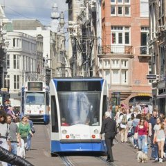 Отель Hendrick de Keyser Apartment Нидерланды, Амстердам - отзывы, цены и фото номеров - забронировать отель Hendrick de Keyser Apartment онлайн городской автобус