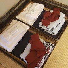 Отель Ryokan Maruya Хидзи удобства в номере