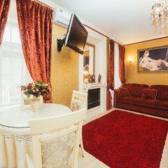 Апартаменты Apartments Lux in city center Lviv комната для гостей фото 5
