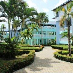 Отель Grand Paradise Playa Dorada - All Inclusive 3* Улучшенный номер с различными типами кроватей фото 5