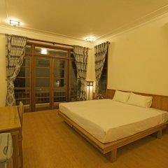Отель Tropical Garden Homestay Villa 2* Стандартный номер с двуспальной кроватью фото 2