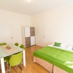 Отель CheckVienna - Lassallestrasse Апартаменты с различными типами кроватей фото 12