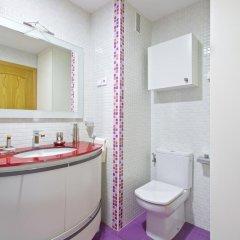 Отель Habitat Apartments Latina Nature Испания, Мадрид - отзывы, цены и фото номеров - забронировать отель Habitat Apartments Latina Nature онлайн ванная фото 2