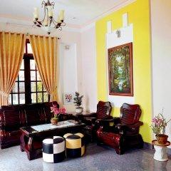Отель Hai Lam Villa Далат интерьер отеля фото 2