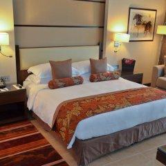 Отель Khalidiya Palace Rayhaan by Rotana, Abu Dhabi 5* Стандартный номер с 2 отдельными кроватями