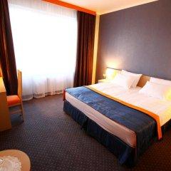 Гостиница Аэроотель Краснодар 3* Стандартный номер с двуспальной кроватью фото 3