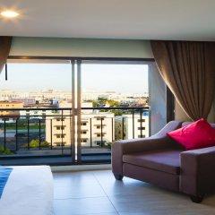 Livotel Hotel Lat Phrao Bangkok балкон