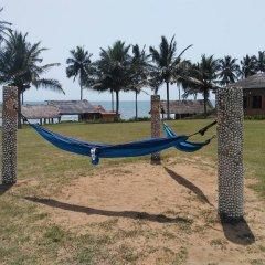 Отель Sankofa Beach House пляж
