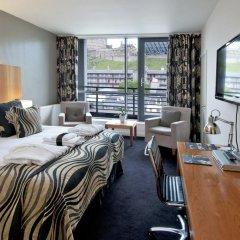 Apex Grassmarket Hotel 4* Стандартный номер с 2 отдельными кроватями фото 6