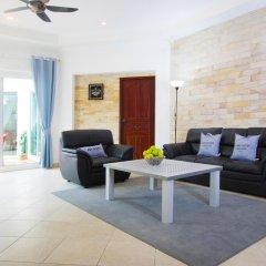 Отель Magic Villa Pattaya 4* Вилла Делюкс с различными типами кроватей фото 23