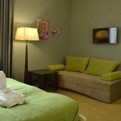 Отель Ajur 3* Стандартный номер фото 12