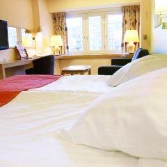Отель Downtown Camper by Scandic 4* Улучшенный номер