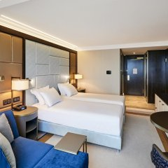 Отель Hilton Budapest 5* Стандартный номер с 2 отдельными кроватями фото 2
