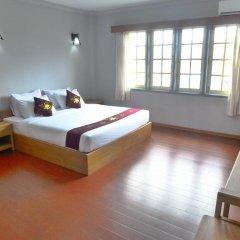 Golden Lotus Inle Hotel 3* Номер Делюкс с различными типами кроватей фото 2