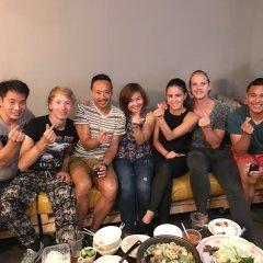 Nap@pan Hostel Бангкок помещение для мероприятий
