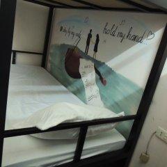 Ha Long Happy Hostel - Adults Only Кровать в общем номере с двухъярусной кроватью