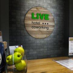 Гостиница Live интерьер отеля фото 3