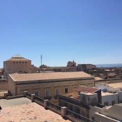 Отель I Santi Coronati Италия, Сиракуза - отзывы, цены и фото номеров - забронировать отель I Santi Coronati онлайн балкон