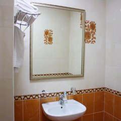 Гостиница Ай-Са Казахстан, Нур-Султан - 5 отзывов об отеле, цены и фото номеров - забронировать гостиницу Ай-Са онлайн ванная