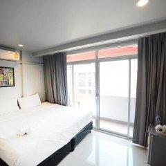 Отель The Room Patong 2* Номер Делюкс с различными типами кроватей фото 23