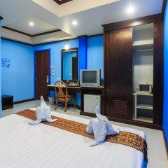 Отель The Grand Orchid Inn 2* Стандартный номер разные типы кроватей фото 4