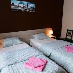 Хостел Европа Номер Делюкс с различными типами кроватей фото 2